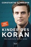 Cover-Bild zu Schreiber, Constantin: Kinder des Koran (eBook)