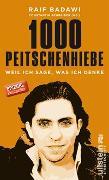 Cover-Bild zu Badawi, Raif: 1000 Peitschenhiebe