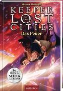 Cover-Bild zu Messenger, Shannon: Keeper of the Lost Cities - Das Feuer (Keeper of the Lost Cities 3)
