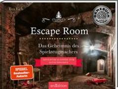 Cover-Bild zu Eich, Eva: Escape Room. Das Geheimnis des Spielzeugmachers