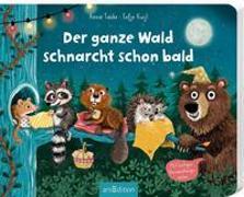 Cover-Bild zu Taube, Anna: Der ganze Wald schnarcht schon bald