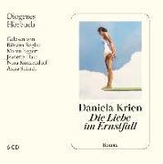 Cover-Bild zu Krien, Daniela: Die Liebe im Ernstfall