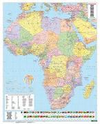 Cover-Bild zu Freytag-Berndt und Artaria KG (Hrsg.): Afrika physisch-politisch, Markiertafel. 1:8'000'000