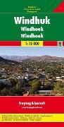 Cover-Bild zu Freytag-Berndt und Artaria KG (Hrsg.): Windhuk. 1:15'000