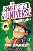 Cover-Bild zu Grabenstein, Chris: The Smartest Kid in the Universe Book 2: Genius Camp