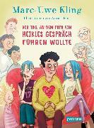 Cover-Bild zu Kling, Marc-Uwe: Der Tag, an dem Papa ein heikles Gespräch führen wollte (eBook)