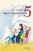 Cover-Bild zu Speulhof, Barbara van den: Die nahezu unerschrockenen Fünf (eBook)
