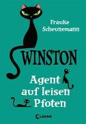 Cover-Bild zu Scheunemann, Frauke: Winston (Band 2) - Agent auf leisen Pfoten