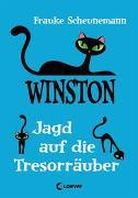 Cover-Bild zu Scheunemann, Frauke: Winston (Band 3) - Jagd auf die Tresorräuber