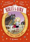 Cover-Bild zu Scheunemann, Frauke: Bulli & Lina (Band 1) - Ein Pony verliebt sich
