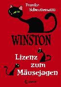 Cover-Bild zu Scheunemann, Frauke: Winston (Band 6) - Lizenz zum Mäusejagen (eBook)
