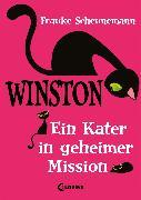 Cover-Bild zu Scheunemann, Frauke: Winston (Band 1) - Ein Kater in geheimer Mission (eBook)