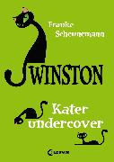 Cover-Bild zu Scheunemann, Frauke: Winston (Band 5) - Kater undercover (eBook)