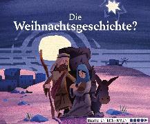 Cover-Bild zu Holland, Tobias: Die Weihnachtsgeschichte? (eBook)