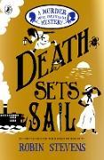 Cover-Bild zu Stevens, Robin: Death Sets Sail (eBook)