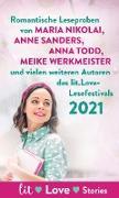 Cover-Bild zu Astner, Lucy: lit.Love-Stories 2021 (eBook)