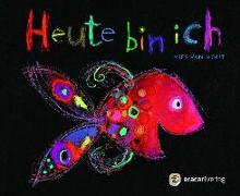 Cover-Bild zu van Hout, Mies: Heute bin ich - Miniausgabe