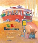 Cover-Bild zu van Hout, Mies (Illustr.): Ri-Ra-Romnibus