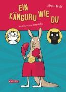 Cover-Bild zu Hub, Ulrich: Ein Känguru wie du (eBook)