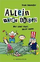 Cover-Bild zu Schmeißer, Frank: Allein unter Dieben - Wer nicht klaut, bleibt dumm (eBook)