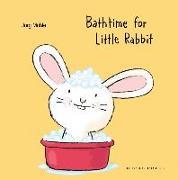 Cover-Bild zu Mühle, Jörg: Bathtime for Little Rabbit