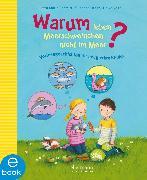 Cover-Bild zu Schmitt, Petra Maria: Warum leben Meerschweinchen nicht im Meer? (eBook)