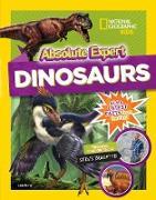 Cover-Bild zu Nargi, Lela: Absolute Expert: Dinosaurs