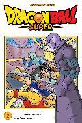 Cover-Bild zu Toriyama, Akira: Dragon Ball Super, Vol. 2
