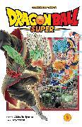Cover-Bild zu Toriyama, Akira: Dragon Ball Super, Vol. 5