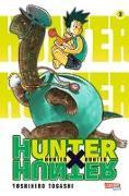 Cover-Bild zu Togashi, Yoshihiro: Hunter X Hunter 3