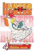 Cover-Bild zu Togashi, Yoshihiro: Hunter x Hunter, Vol. 4