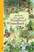 Cover-Bild zu Miler, Zdenek (Illustr.): Das große Maulwurf Wimmelbuch