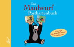 Cover-Bild zu Miler, Zdenek (Illustr.): Das Maulwurf Postkartenbuch