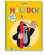 Cover-Bild zu Miler, Zdenek (Illustr.): Der kleine Maulwurf Malbuch 100 Seiten
