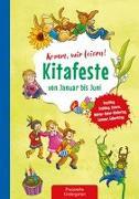 Cover-Bild zu Klein, Suse: Komm, wir feiern! Kitafeste von Januar bis Juni