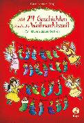 Cover-Bild zu Overmeier, Kristin (Hrsg.): Mit 24 Geschichten durch die Weihnachtszeit