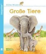 Cover-Bild zu Klose, Petra: Unkaputtbar: Erstes Wissen: Große Tiere