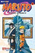 Cover-Bild zu Kishimoto, Masashi: Naruto, Band 4