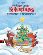 Cover-Bild zu Siegner, Ingo: Der kleine Drache Kokosnuss - Weihnachten auf der Dracheninsel
