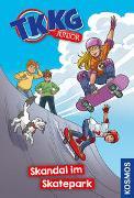 Cover-Bild zu Vogel, Kirsten: TKKG Junior, 15, Skandal im Skatepark