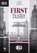 Cover-Bild zu Clyde, Laura: First buster. Teacher's Book