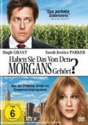 Cover-Bild zu Hugh Grant (Schausp.): Haben Sie das von den Morgans gehört? - Amaray pin