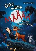 Cover-Bild zu Walder, Vanessa: Das wilde Mäh und die Monster-Mission (Band 2)