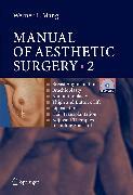 Cover-Bild zu Manual of Aesthetic Surgery 2 (eBook) von Mang, Werner L.