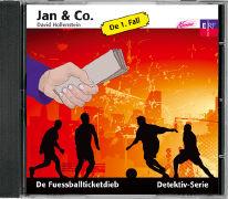 Cover-Bild zu Hollenstein, David: Jan und Co. 01. De Fuessballticketdieb