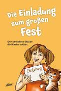 Cover-Bild zu Hollenstein, David: Die Einladung zum grossen Fest