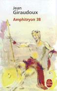 Cover-Bild zu Giraudoux, Jean: Amphitryon 38: Comedie En Trois Actes