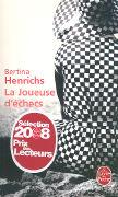 Cover-Bild zu Henrichs, Bertina: La Joueuse D'Echecs