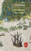 Cover-Bild zu Orsenna, Erik: L'entreprise des Indes