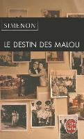 Cover-Bild zu Simenon, Georges: Le Destin Des Malou